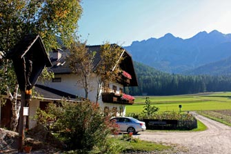 Scharmashof  - Olang - Farm Holidays in South Tyrol  - Dolomiten