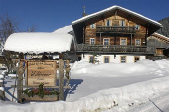 Waldsamerhof  - Gsieser Tal - Farm Holidays in South Tyrol  - Dolomiten