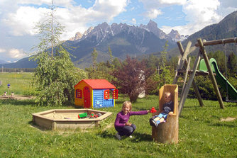 Rainerhof  - Niederdorf - Farm Holidays in South Tyrol  - Dolomiten