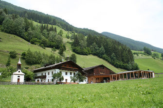 Moserhof - Steinhaus  - Ahrntal - Farm Holidays in South Tyrol  - Dolomiten