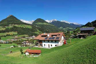Mitterlembach - Luttach  - Ahrntal - Farm Holidays in South Tyrol  - Dolomiten