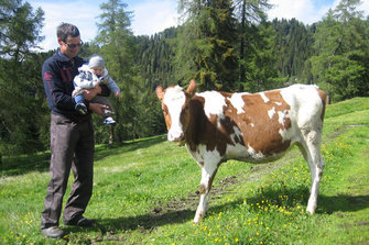 Obermarerhof  - Gsieser Tal - Farm Holidays in South Tyrol  - Dolomiten