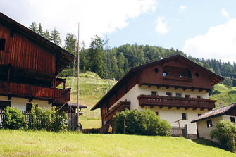 Eggemoa  - Mühlwald - Farm Holidays in South Tyrol  - Dolomiten