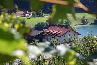 Santerhof  - Mühlbach - Farm Holidays in South Tyrol  - Eisacktal