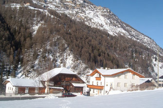 Perkmannhof  - Martell - Farm Holidays in South Tyrol  - Vinschgau