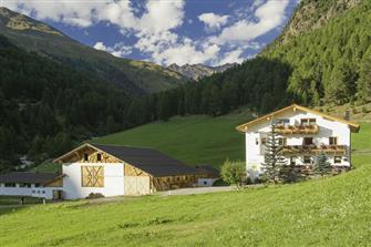 Inner-Glieshof  - Mals - Farm Holidays in South Tyrol  - Vinschgau