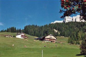 Ojes  - Abtei - Farm Holidays in South Tyrol  - Dolomiten