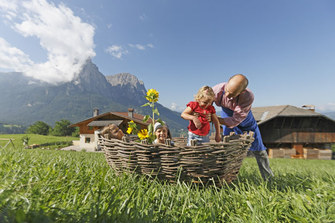 Baumgartnerhof  - Kastelruth - Farm Holidays in South Tyrol  - Dolomiten