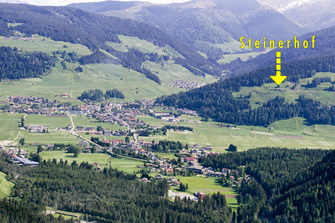 Steinerhof  - Toblach - Farm Holidays in South Tyrol  - Dolomiten