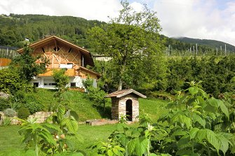 Oberlinterhof  - Schenna - Farm Holidays in South Tyrol  - Meran und Umgebung