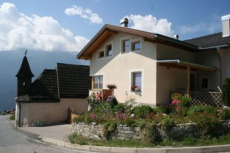 Kirchhof - Allitz  - Laas - Farm Holidays in South Tyrol  - Vinschgau