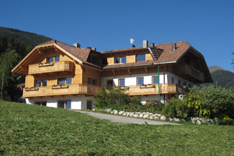 Tiefentalhof  - Welsberg-Taisten - Farm Holidays in South Tyrol  - Dolomiten