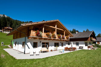 Lutzerhof - Taisten  - Welsberg-Taisten - Farm Holidays in South Tyrol  - Dolomiten