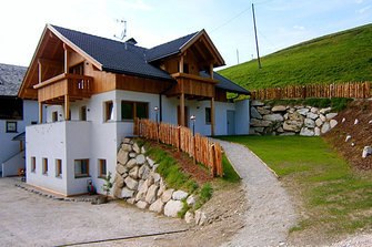Lü de Rü  - Enneberg - Farm Holidays in South Tyrol  - Dolomiten