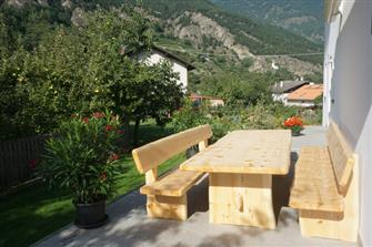 Waalhof  - Schlanders - Farm Holidays in South Tyrol  - Vinschgau