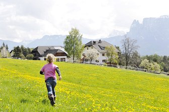 Oberweidacherhof - Klobenstein  - Ritten - Farm Holidays in South Tyrol  - Südtirols Süden