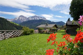Ferienhof Sovì  - Wengen - Farm Holidays in South Tyrol  - Dolomiten