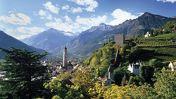 Farm holidays in Meran