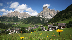 Farm holidays in Corvara