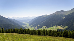 Farm Holidays in Gsieser Tal valley
