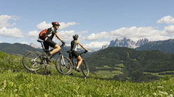Cycling & biking in South Tyrol