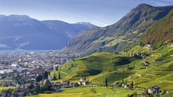 City trips with fresh air in South Tyrol
