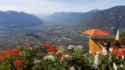 High altitude holiday farms in South Tyrol