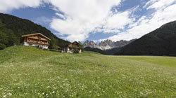 Vie ferrate in South Tyrol and Dolomites