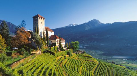 Farm Holidays in Meran and it surroundings