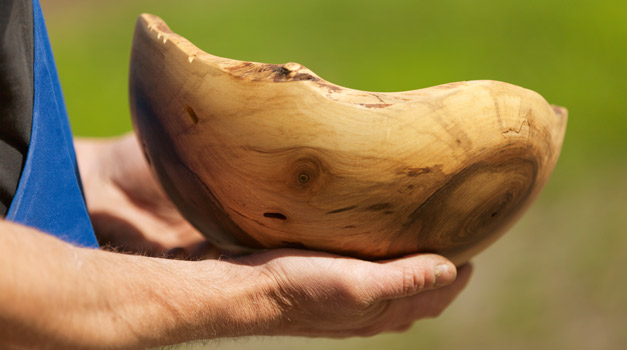 Farm Handcrafts: Wood