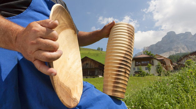 All you need to know about farm handcrafts in South Tyrol