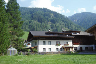 Matzilerhof  - Pfitsch - Farm Holidays in South Tyrol  - Eisacktal