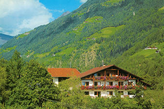 Innermoarhof  - Riffian - Farm Holidays in South Tyrol  - Meran and surroundings