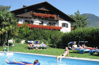 Contact - Niederhof  - Lana - Farm Holidays in South Tyrol  - Meran and surroundings