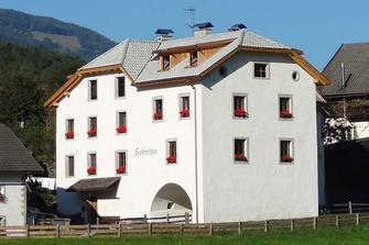 Hofrichter  - St. Lorenzen - Farm Holidays in South Tyrol  - Dolomites