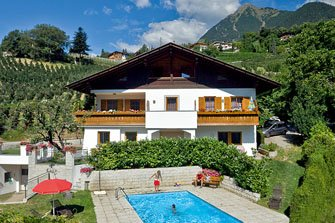 Innermelaunhof  - Dorf Tirol - Farm Holidays in South Tyrol  - Meran and surroundings