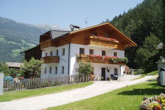 Mesnerhof  - Sand in Taufers - Farm Holidays in South Tyrol  - Dolomites