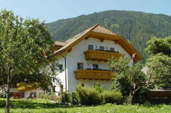 Lexmairhof  - Rasen-Antholz - Farm Holidays in South Tyrol  - Dolomiten