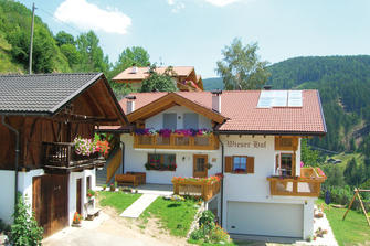 Wieserhof  - Hafling - Farm Holidays in South Tyrol  - Meran and surroundings