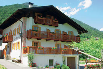 Innersennerhof  - Riffian - Farm Holidays in South Tyrol  - Meran and surroundings