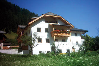Tieshof  - St. Martin in Thurn - Farm Holidays in South Tyrol  - Dolomites