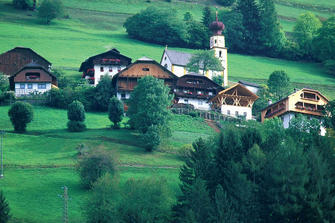 Mesavila  - Enneberg - Farm Holidays in South Tyrol  - Dolomites