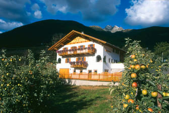 Baumann Sog  - Schenna - Farm Holidays in South Tyrol  - Meran and surroundings