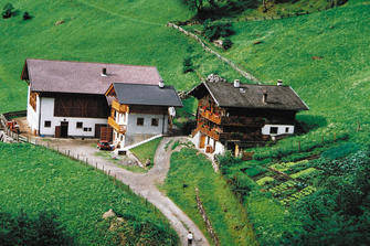 Brugghof  - Schnals - Farm Holidays in South Tyrol  - Meran and surroundings