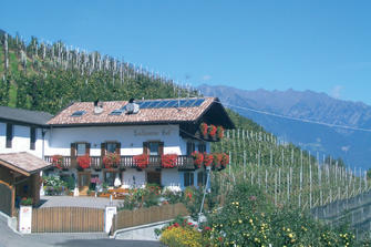 Lochmannhof - Völlan  - Lana - Farm Holidays in South Tyrol  - Meran and surroundings