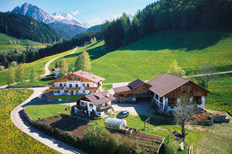 Ganthalerhof  - Hafling - Farm Holidays in South Tyrol  - Meran and surroundings