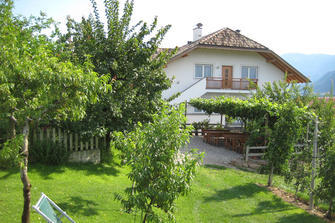 Lafoi - Girlan  - Eppan a. d. Weinstraße - Farm Holidays in South Tyrol  - Bozen and surroundings