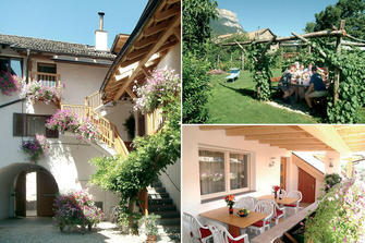 Haus Kager - St. Pauls  - Eppan a. d. Weinstraße - Farm Holidays in South Tyrol  - Bozen and surroundings