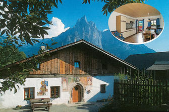 Psoarhof - Seis  - Kastelruth - Farm Holidays in South Tyrol  - Dolomites