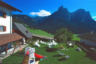Tschafernaghof - Seis  - Kastelruth - Farm Holidays in South Tyrol  - Dolomites